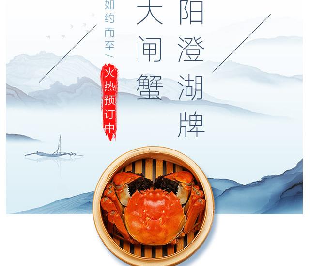 1-028阳澄湖大闸蟹