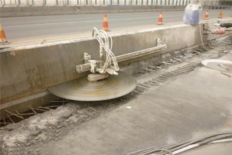 四川各大小区道路加固的方式和施工过程