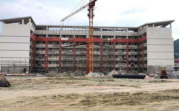 湄潭一級客運站建設項目