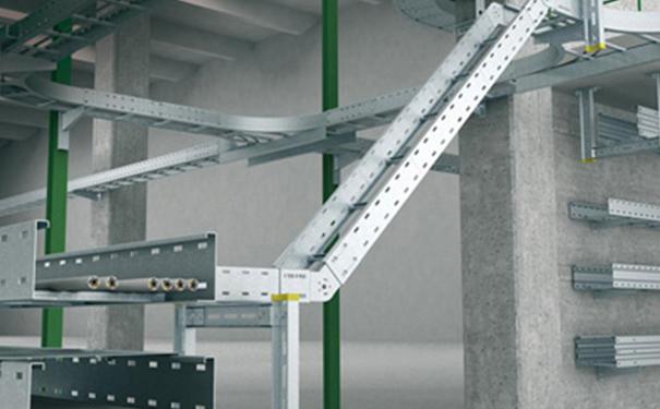 雙龍摩都(一--期,二期)電纜橋架