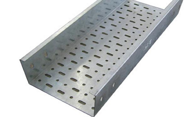 电缆钢制托盘式桥架
