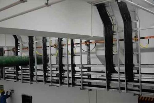 电缆桥架设备的轧辊有什么特点?