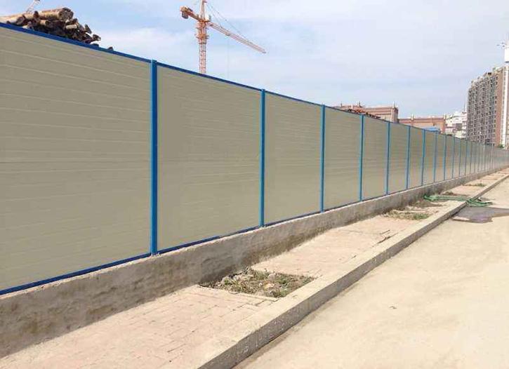 乐山工程围栏