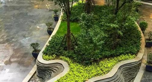 福建省厦门市新景国际城海绵城市项目