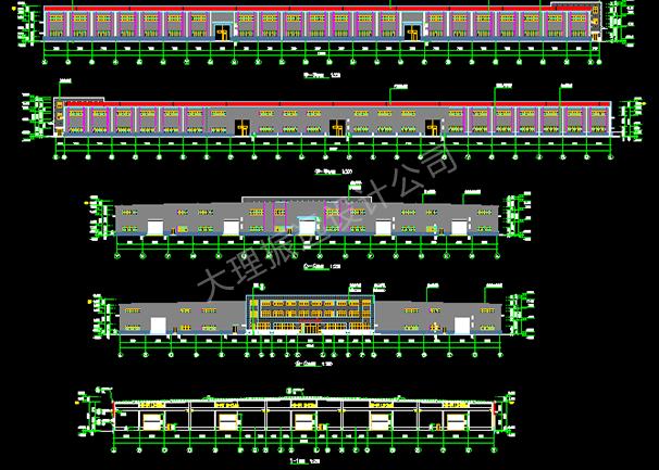 生产厂房设计图