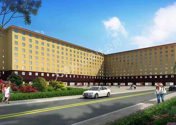 酒店图纸设计安装案例