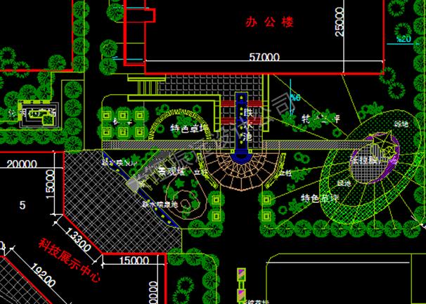 地块规划设计图纸