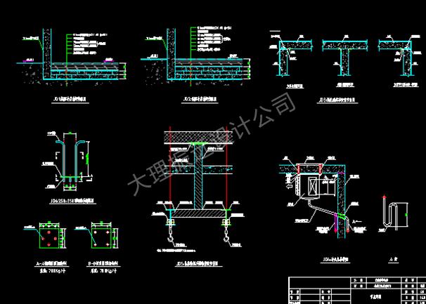 冷库工程施工图纸