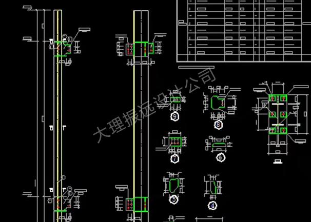 云南农贸市场平面设计图策划