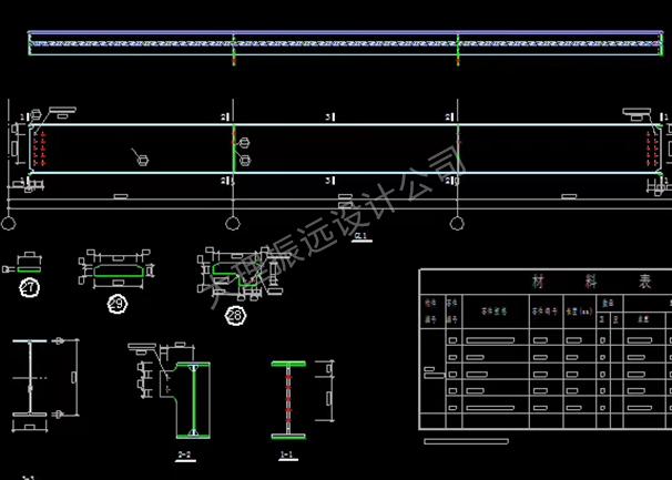 农贸市场室内设计图