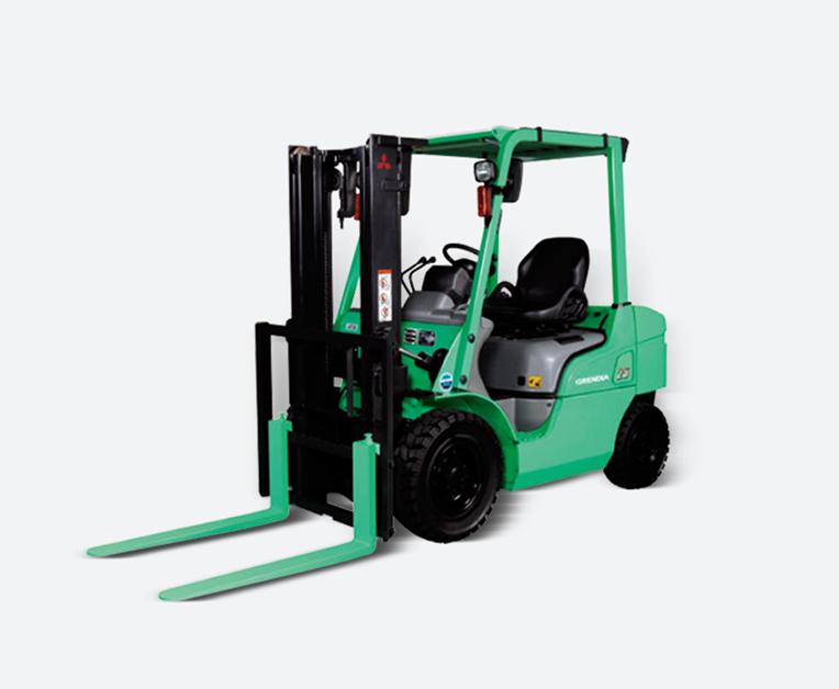 载重1500-3500kg四轮柴油汽油平衡式叉车