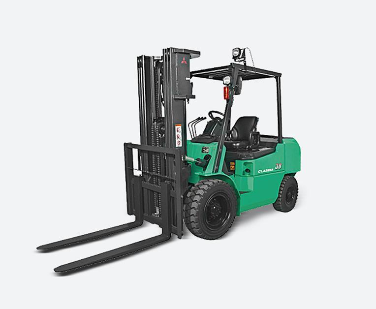 载重2000-3000kg四轮柴油汽油平衡式叉车
