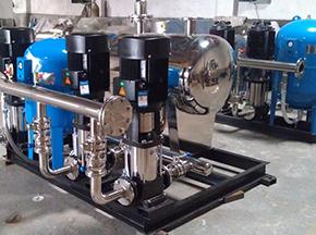 供水胶囊应用于变频供水设备