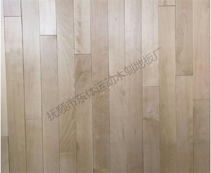 运动木地板-枫木A级板