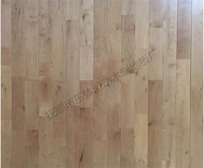 运动木地板-枫木A下级地板