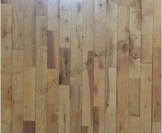 运动木地板-枫木C级地板