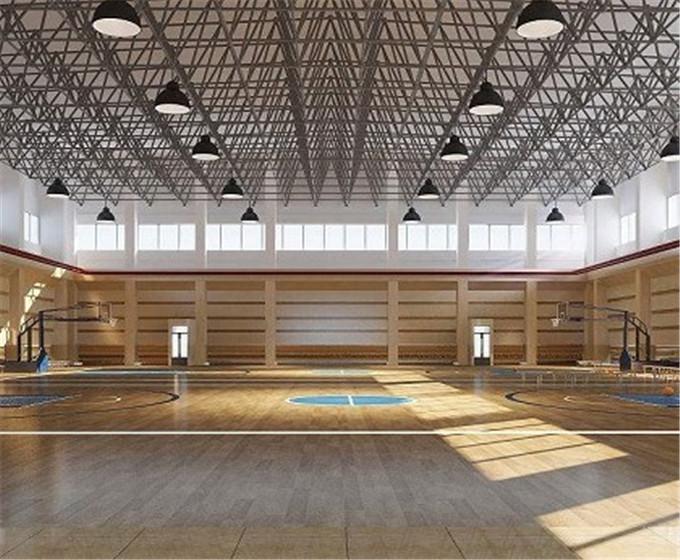 在体育木地板安装的整个过程中,有些细节是需要注意的