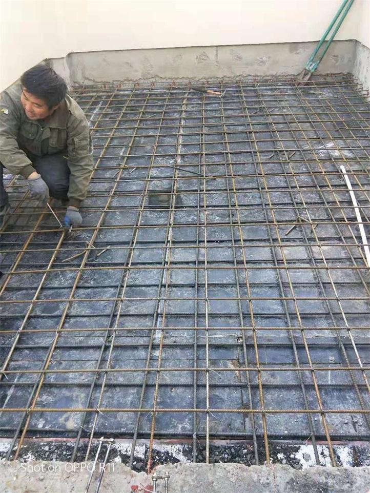 混凝土楼梯楼板