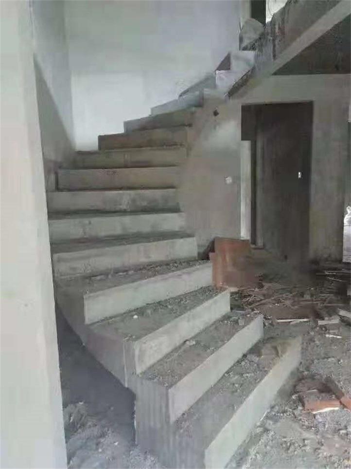 加固楼梯楼板