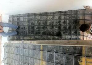 水泥现浇筑楼梯楼板