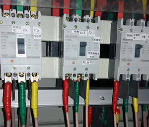 电子厂室内通风系统