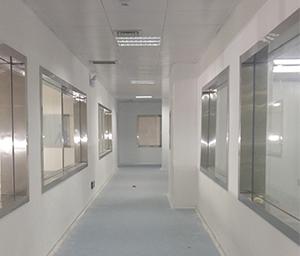 洁净光学仪器厂房设计