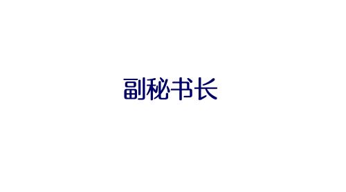 刘广印-副秘书长