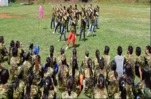 昆明团队户外拓展训练
