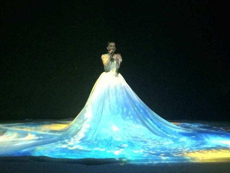兰州裸眼3D全息投影公司分享舞台全息投影特点