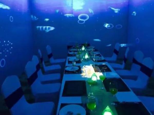 将颠覆未来餐饮行业的餐厅-3D全息投影餐厅