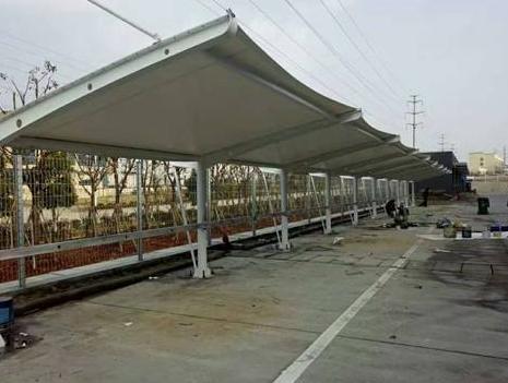 四川膜结构车棚