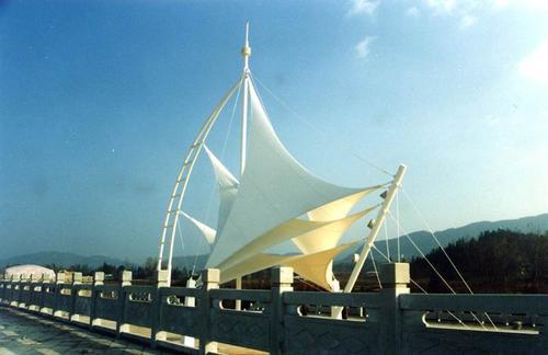 乐山景观膜结构