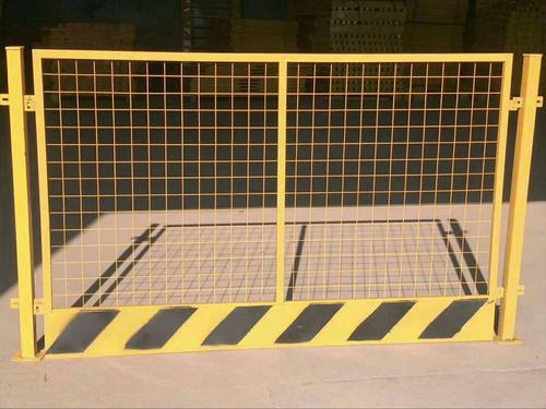 带你看看工地护栏的款式有哪些