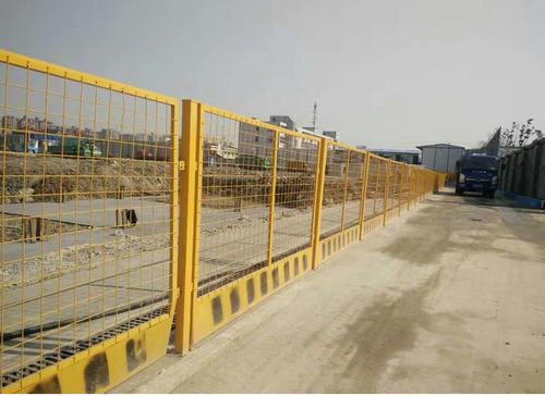 建筑基坑护栏
