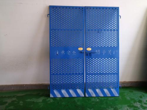 工地施工电梯防护的规范要求