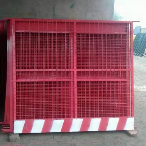 电梯井口安全防护门