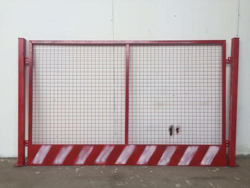 施工电梯防护