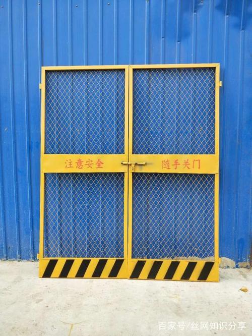 小区施工电梯防护