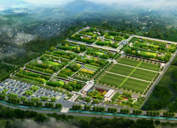 秦汉上林园