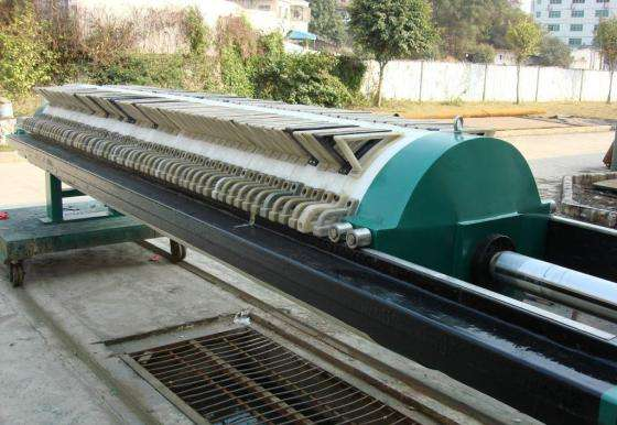 西安板框污泥压滤机