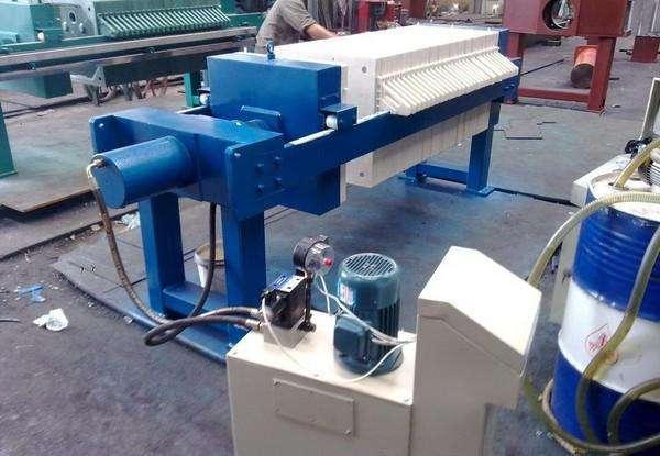 南京板框污泥压滤机