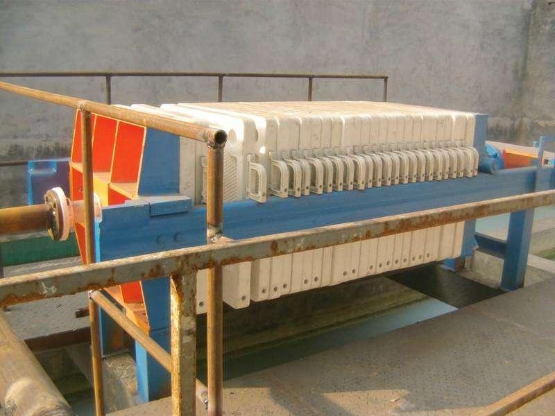 西安污泥压滤机