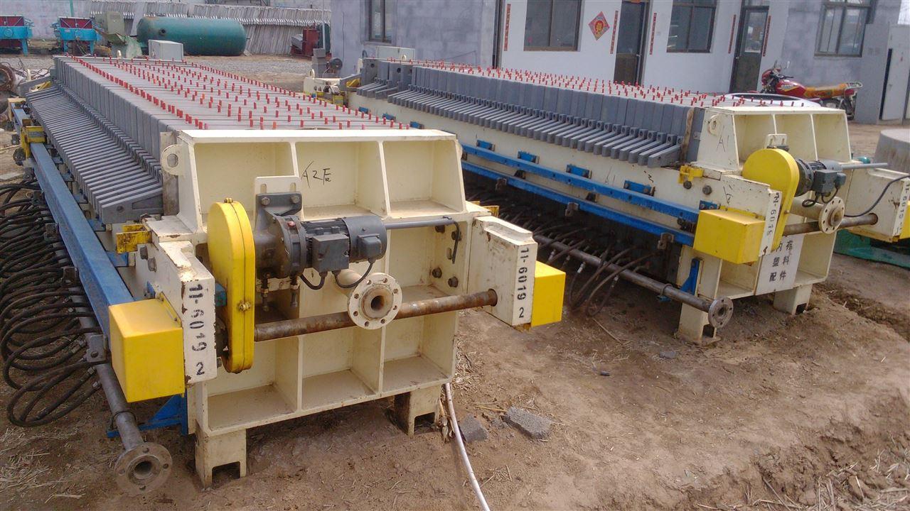污泥压滤机的工作流程你知道吗?
