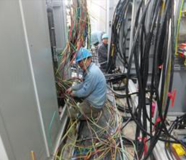 貴州消防配電櫃