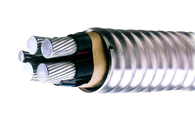 铝合金电缆生产