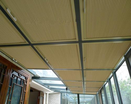 电动天棚帘和蜂巢帘的优势是什么?