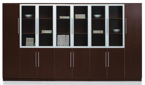 木质文件柜-大为家具