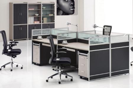 屏风办公桌-大为家具