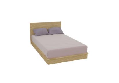 双人床-大为家具