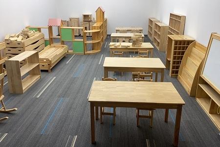 幼儿学习桌-大为家具